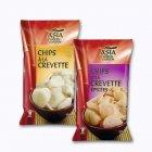 chips eacutepiceacutees agrave la crevette