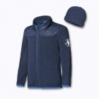 ensemble sweat et bonnet garccedilon