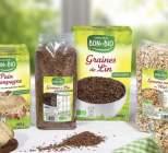 epeautre souffle graines de lin ou preparation pour pain de