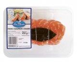farci au saumon et crabe