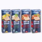 filet de saumon en sauce