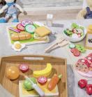 jouets de cuisine en bois