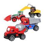 jouets engins de chantier