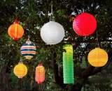 photo Lampion solaire à LED