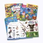 photo Livre d'activités pour enfant