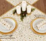 lot de 2 centres de table decors noel