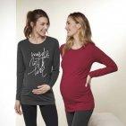 photo Lot de 2 t-shirts grossesse