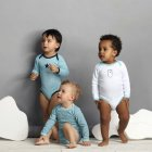 lot de 3 bodys beacutebeacute