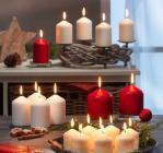lot de bougies