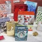 lots de sacs cadeaux