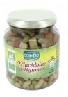 macedoine de legumes bio