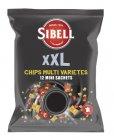 photo Mini paquets de chips aromatisées