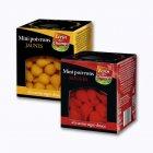 mini poivrons jaunes ou rouges