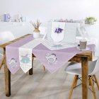 nappe ou chemin de table