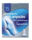 pansements anti-ampoules