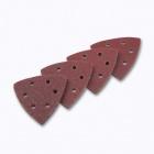 papier abrasif pour ponceuse triangulaire