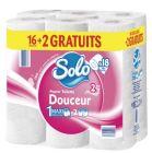 photo Papier toilette douceur maxi 2 plis Sublimo