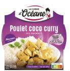 photo Poulet coco curry