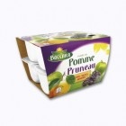 puree de fruits pomme-pruneau