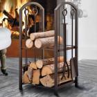 range-bucircches et accessoires pour chemineacutee