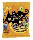 sachet choco halloween