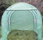 photo Serre de jardin tunnel