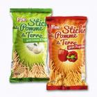 sticks de pomme de terre