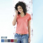 t-shirt couleur deacutelaveacutee