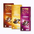 tablettes de chocolat deacutegustation