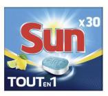tablettes pour lave-vaisselle tout-en-1