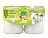 yaourts de brebis bio