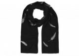 foulard - plume