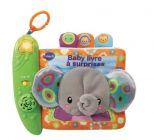 baby livre a surprises multicolore de vtech