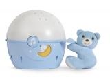 projecteur next2 stars first dreams bleu de chicco