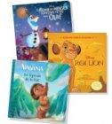 albums cartonnes cadeaux disney