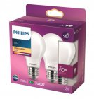 ampoule led standard 60 watts e27 philips