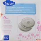 auchan baby lot x 40 coussinets dallaitement special matern