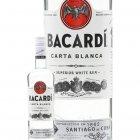 photo Bacardi rhum blanc carta blanca 37.5%