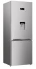 BEKO Réfrigérateur congélateur combiné RCNE520E21DS