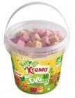 photo Bonbons mini cubes bio Kréma