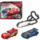 carrera cars 3 - coffret circuit automobile carrera 620 met