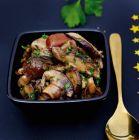 champignons cuits en persillade surgeles magda