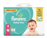 photo Changes baby dry méga Pampers