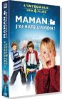 coffret maman jai rate lavion integrale des 4 films dvd