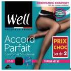 collants accord parfait well