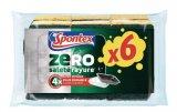 gratte eponge zero surface encrassees spontex