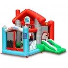 photo Happy hop aire de jeux gonflable la maison joyeuse