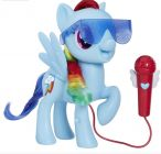 hasbro rainbow dash chantant - my little pony