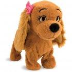 imc toys peluche interactive lucy mon petit chien