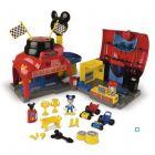 imc toys playset le garage de mickey mouse - des 24 mois